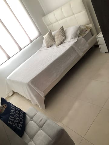 Habitación confortable x2