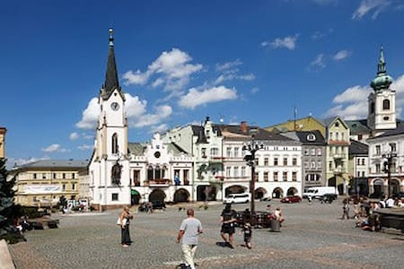 Trutnov centrum :) - Trutnov