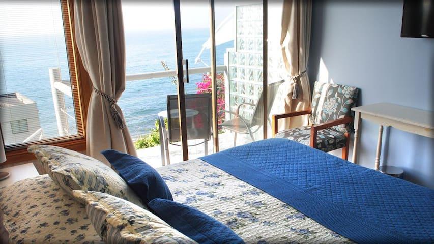 Pacífico Sur. El descanso Soñado frente al Mar