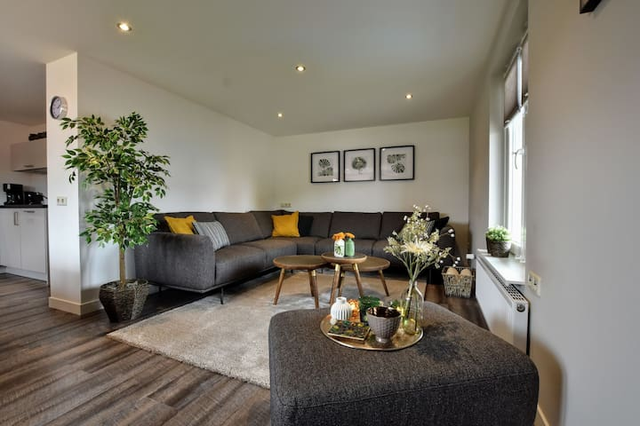 Spacious Apartment in Eibergen with Private Terrace