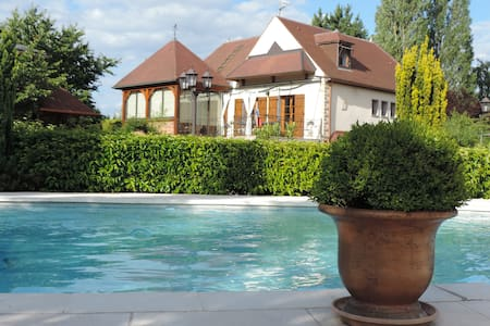 Villa Burgondie - Arc-sur-Tille