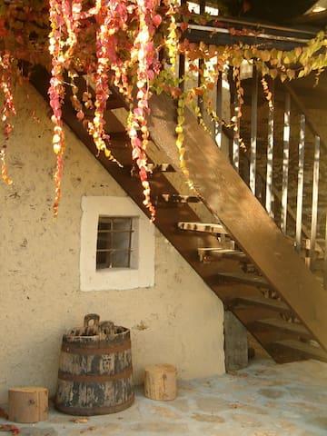 Bellissimo rustico in valle Maira - Dronero - Rumah