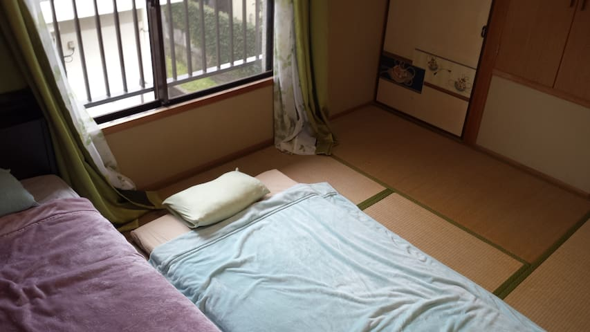 Simple home in quiet area - Matsuyama-shi - Квартира
