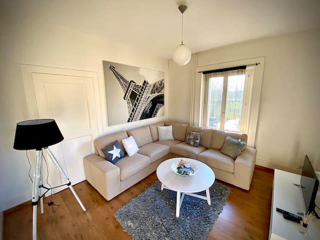 Appartement de charme au cœur du Val-de-Travers