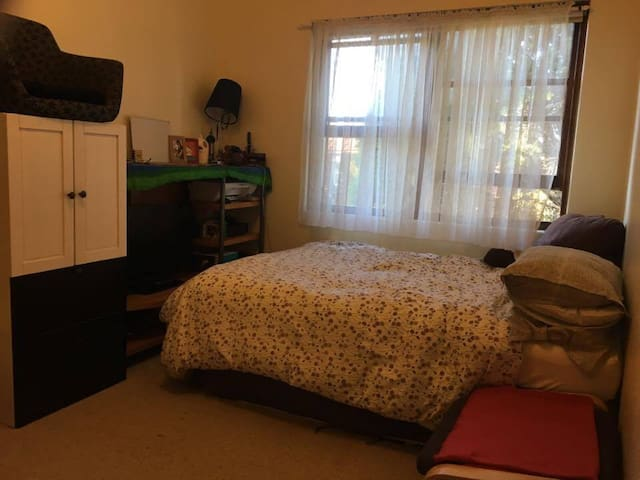 Private Double Bedroom in Hawthorn - Hawthorn - Apartamento