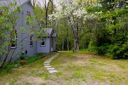 Unique, private and cozy in-law apt - Kennebunk