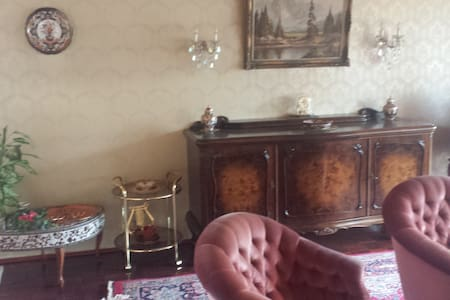 Rustikale 100qm Wohnung in schöner, ruhige Lage - Fuldatal
