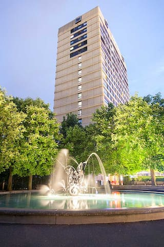 Hotel de chaine internationale 4* en centre ville