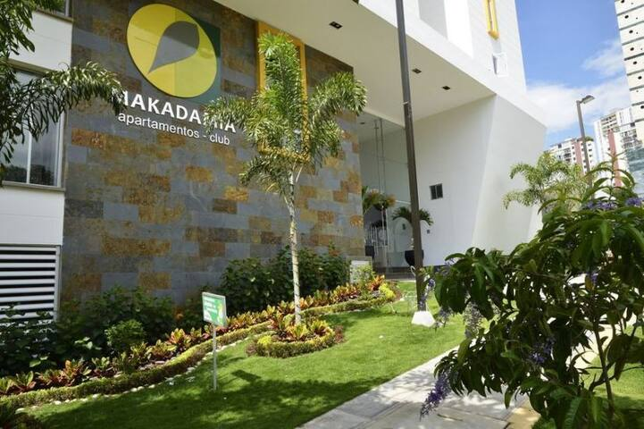 Apartamento Tranquilo Makadamia, FOSUNAB y FOSCAL