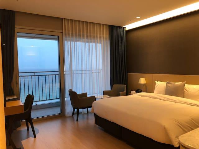 Saint Jonhs Hotel Deluxe-Double Ocean View!!