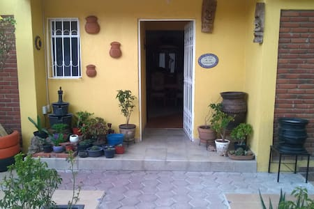 Ma'ngu Residencia para 7 pers cerca Teotihuacán
