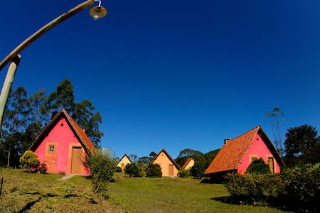 fazvec hotel fazenda vera cruz - Caeté - Lomamökki