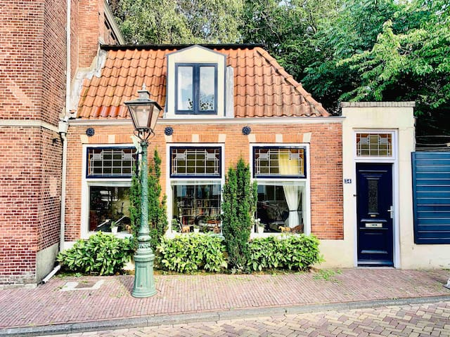 Lovely renovated 18th century house in city center
