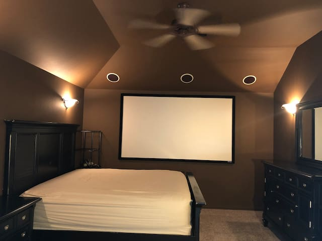 Serene golf community: comfy Suite#6 with 2 rooms