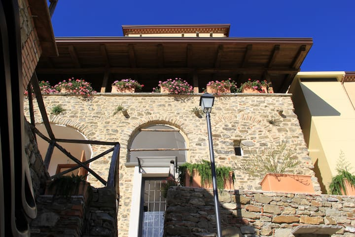 Palazzo del Baglivo - Resort and Spa (apt. 4 pax) - Casigliano - Bed & Breakfast