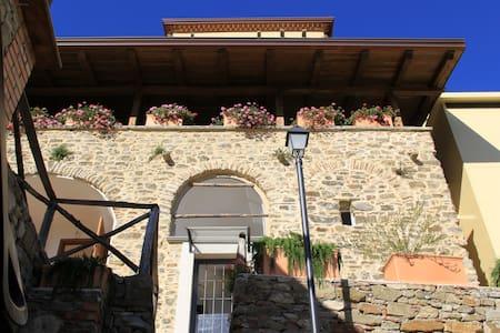 Palazzo del Baglivo - Resort and Spa (apt. 4 pax) - Casigliano - Szoba reggelivel