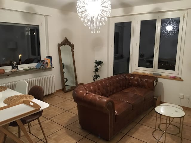 Nice cozy room near Zürich City center