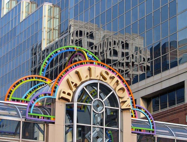#305 · Downtown Ballston Luxury Living