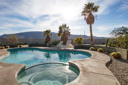 The Old Dale Compound Pool House - Twentynine Palms - Dom