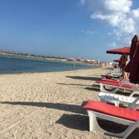 Sara Sea View, Olimp