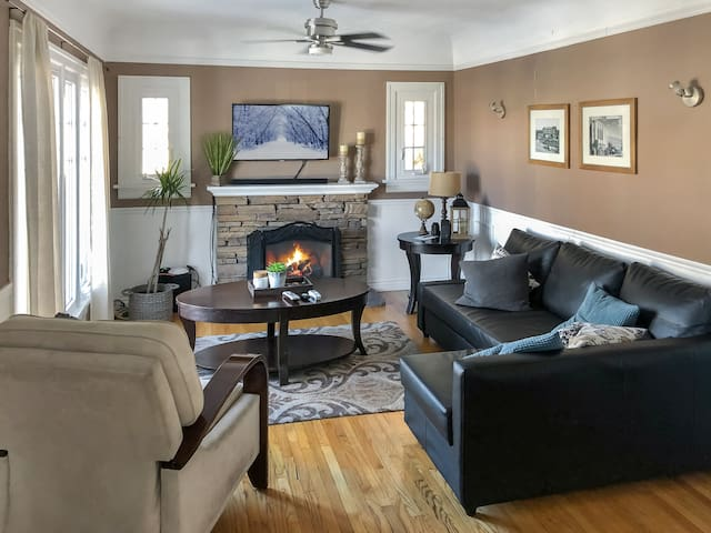 East Bench Ogden Charming Home for Business/Family