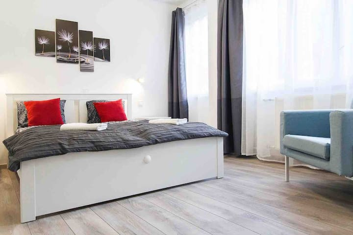 Furnished cosy flat in Deák Ferenc Square