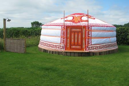 Yurt nabij Brugge - Oostkamp