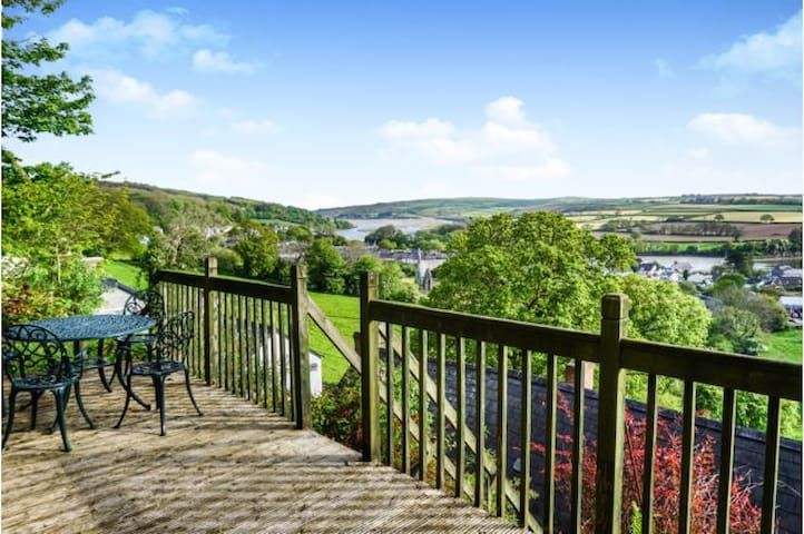 Glasfryn, holiday cottage with stunning views