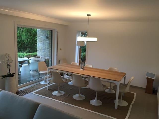 Spacious villa - garden - 5parking - Knokke-Heist - Huis