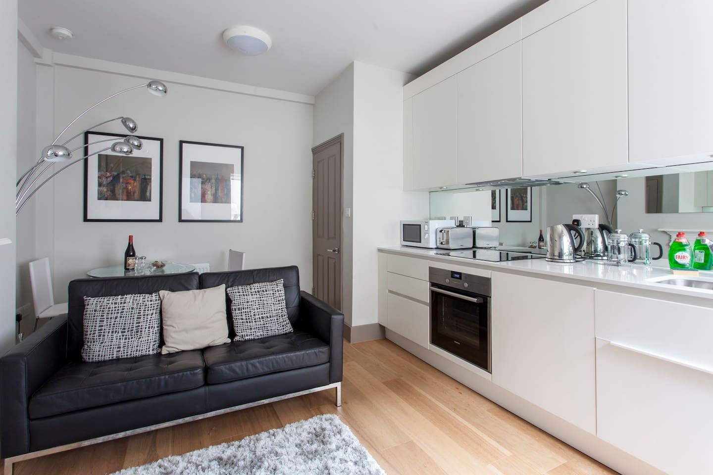 STUNNING ONE BED APT IN THE HEART OF OXFORD STREET