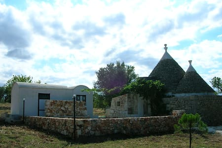 TRULLO ORIGINALE VALLE D' ITRIA BIS - Ceglie Messapica - Other