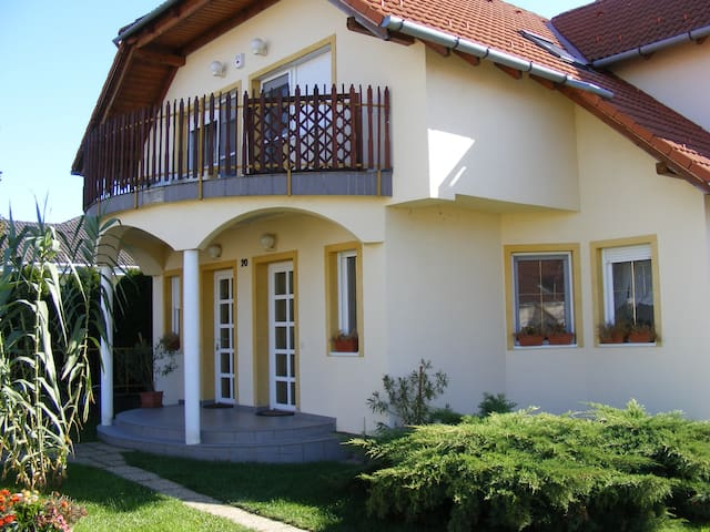 Thermalapartment  for 2-6 persons - Bük - Appartement
