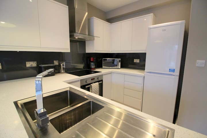 Two Bedroom Apartment, Norwich, NR2