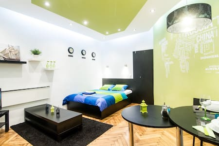 Studio apartman at Ráday street - Appartement