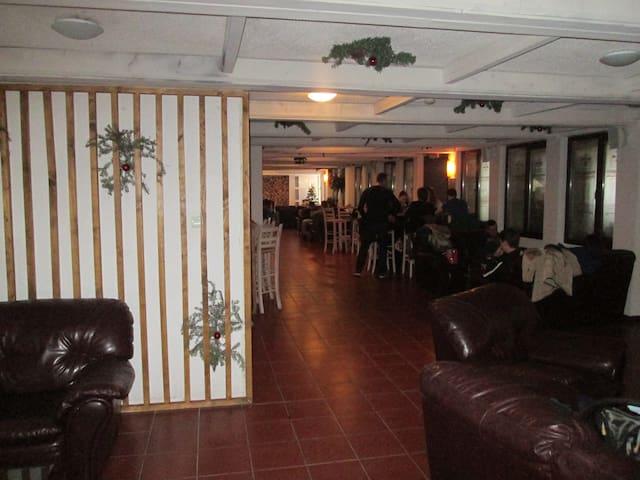 Central Studio in a 4 Stars Hotel