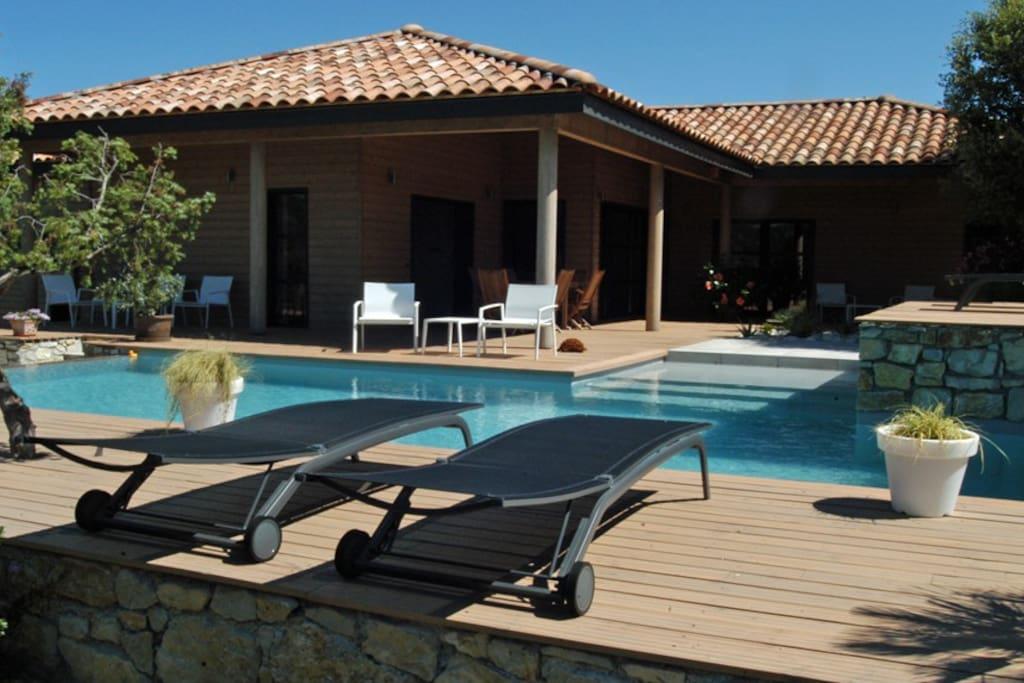 Chambre d 39 h tes avec piscine maison d 39 h tes louer - Chambre d hote quiberon avec piscine ...