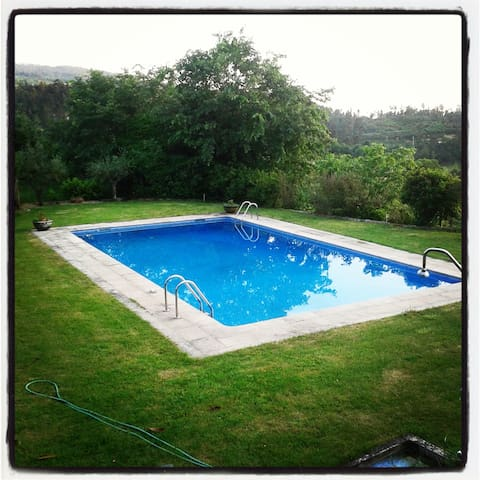 Casa da Vinha (T1+1) with pool - Amarante - Villa