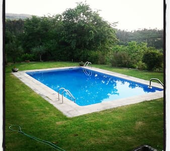 Casa da Vinha (T1+1) avec piscine