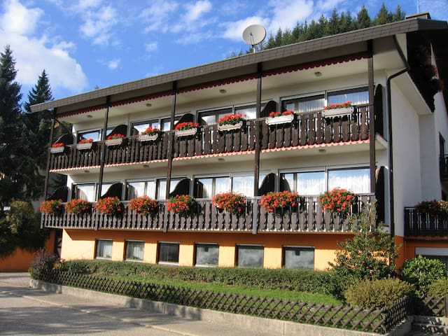 Single room in Traditional Black Forest Pension - Seebach