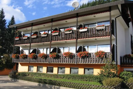 Single room in Traditional Black Forest Pension - Seebach - Bed & Breakfast