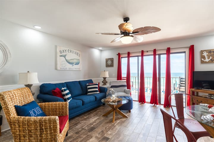 The Summit 504 - Beautifully updated 5th floor unit with washer/dryer-Fantastic Views