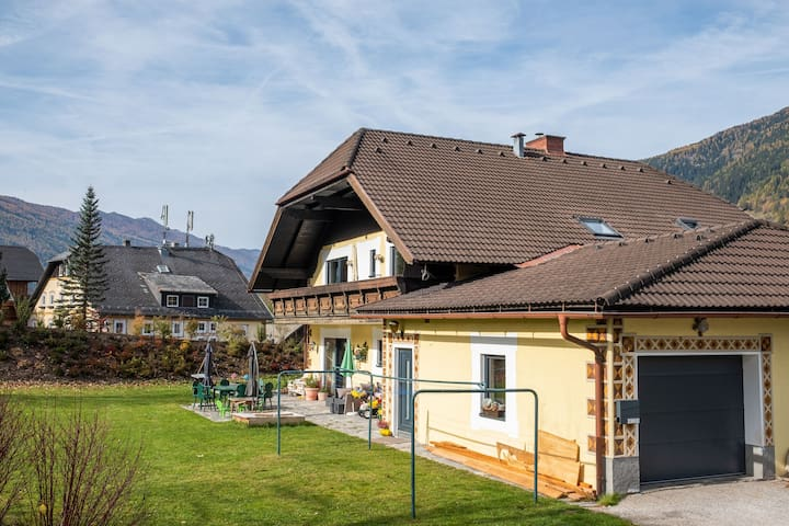 Peaceful Apartment in Sankt Michael im Lungau with Pool