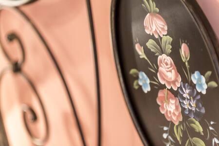 "Rose room of ""Grandparents house"" - Scanno - 住宿加早餐"