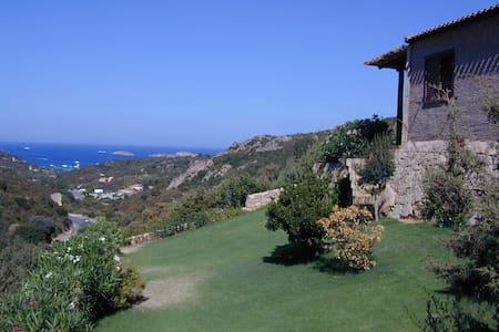 Private villa with amazing sea view - Abbiadori