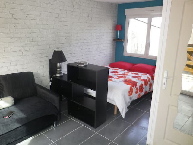 studio boulogne sur mer - Saint-Martin-Boulogne - Apartment