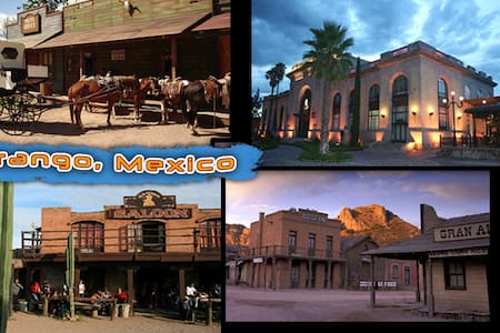 TRY AN OLD WESTERN EXPERIENCE AT THE MOVIELAND - 杜蘭戈