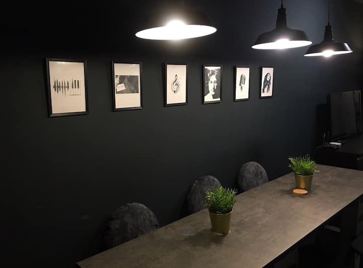 Arch+Homestay(Design/ Netflix )@Trefoil,Setia Alam