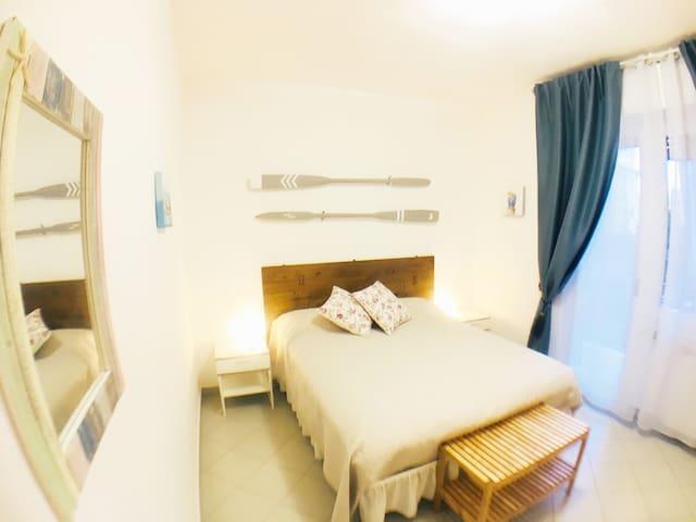 Camera dei Remi, Matrimoniale o Twin Beds
