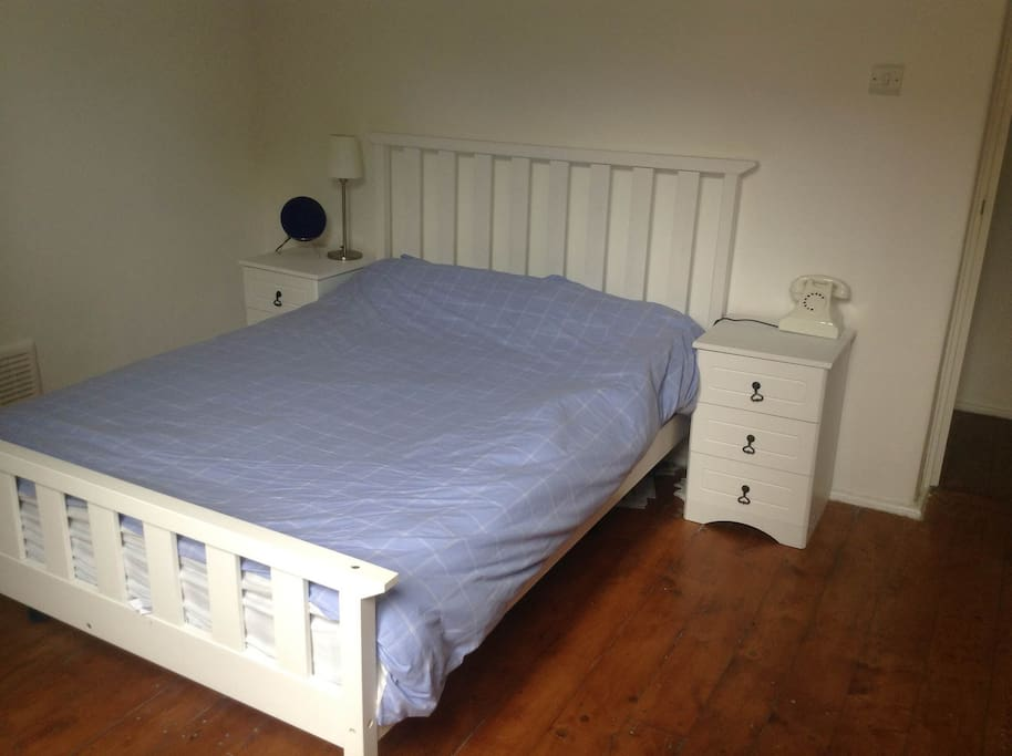 One of three double bedrooms