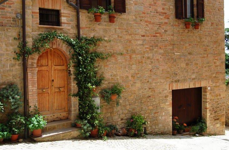 Splendido paese medievale - Penna San Giovanni - Dom